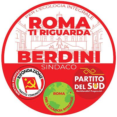 Elezioni 2021 Roma Rifondazione Berdini