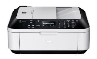 Imprimante Pilotes Canon PIXMA MX360 Télécharger