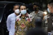 Ketua DPR RI Azis Syamsuddin Dijemput KPK