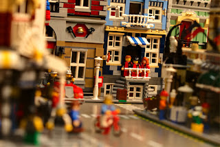 Lego set the bar for customer service