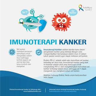 Pengobatan dengan Imunoterapi Kanker