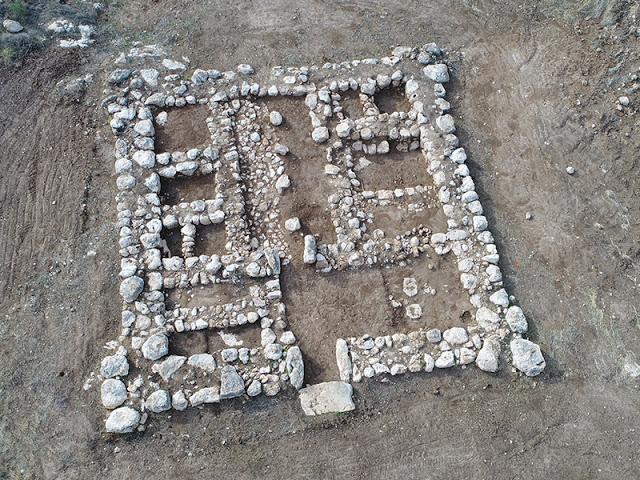 Φρούριο των Χαναναίων βρέθηκε σε ανασκαφές στο Νότιο Ισραήλ -Τι''λέει'' το DNA τους;