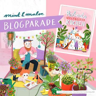 Blogparade Roberts weltbester Kuchen Anne-Kathrin Behl
