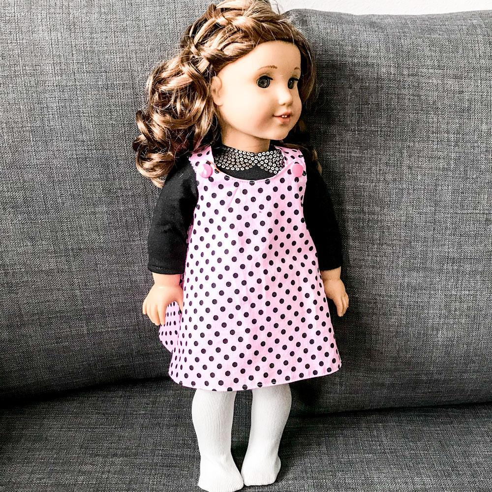 Free Doll Clothes Patterns For All Types Of Dolls Sew Simple Home