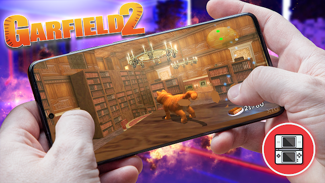 Garfield 2 Para Teléfonos Android (ROM NDS)
