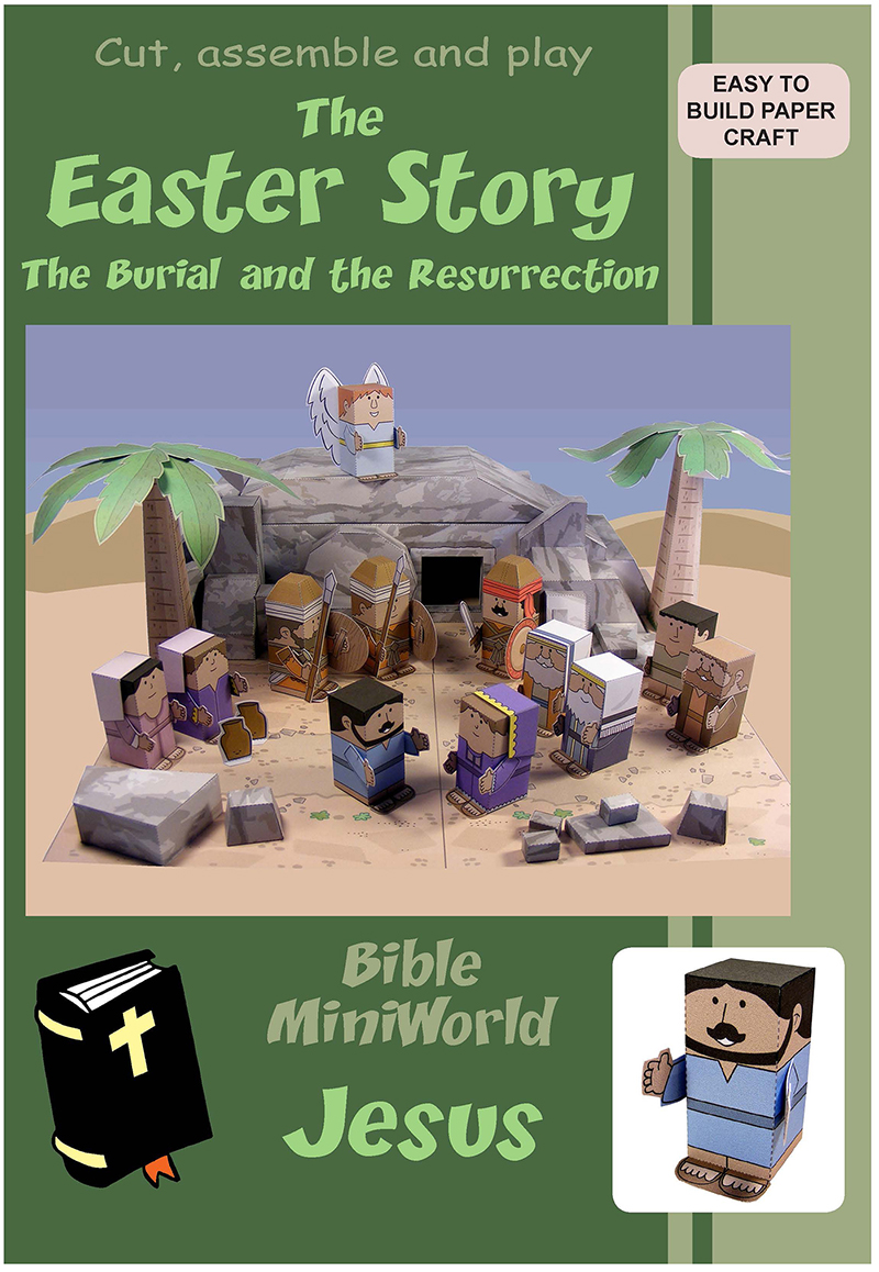 My Little House: Bible MiniWorld - The Easter Story
