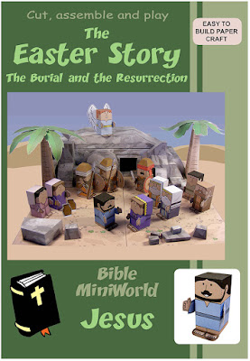 Bible MiniWorld - The Easter Story