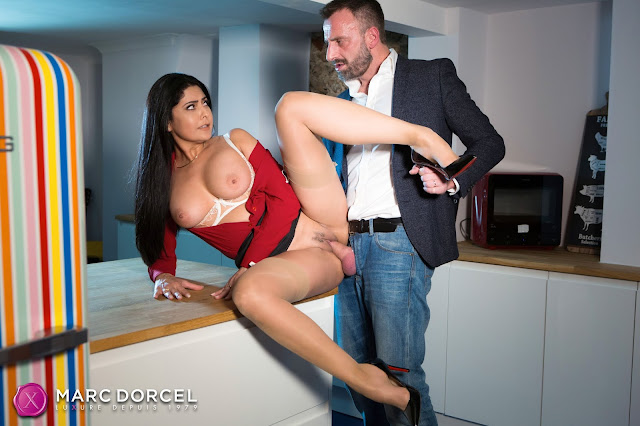 Dorcel Club – MARISKA GREEDY MILF – Big Boobs