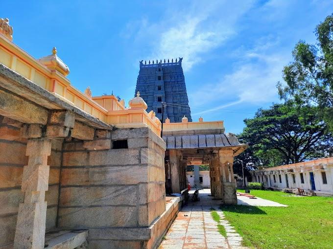 Rangasthalam, Kethabyraveshwara and Srinivasa Sagara Dam trip