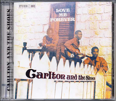 CARLTON & THE SHOES - Love Me Forever (2001)