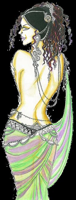 Indian Fashion Designer Sketches
