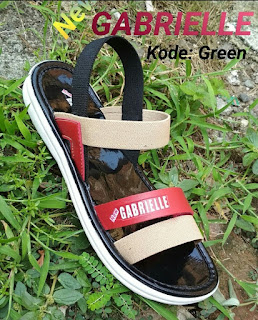 sandal NewGabrielle branded