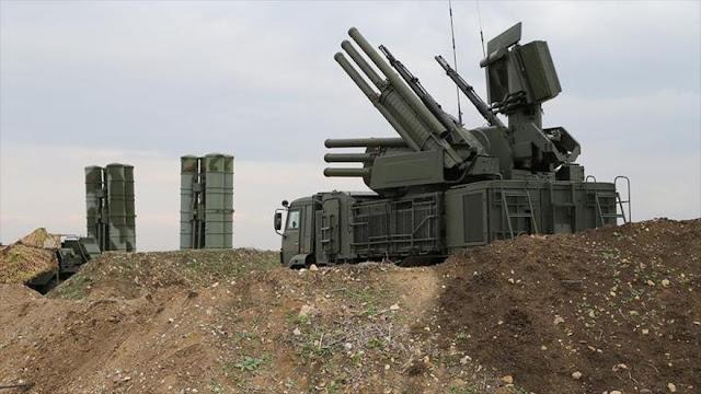 Siria advierte que derribará cualquier avión que viole su espacio