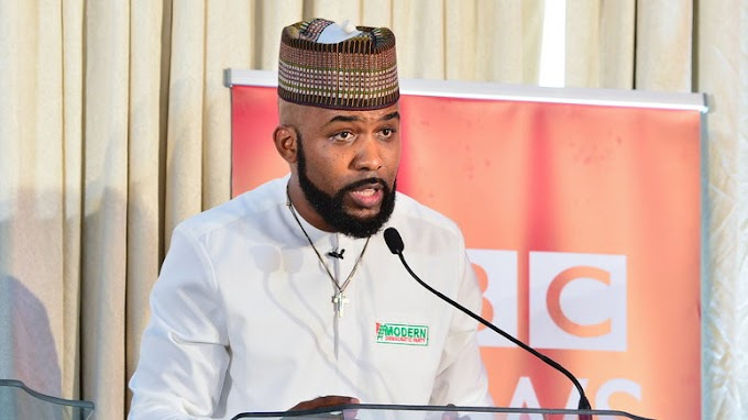 Nigeria has no excuse for child marriage if Saudi Arabia can raise the age of marriage to 18- Banky W