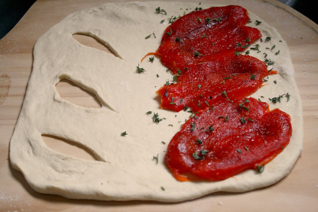 forming the fougasse