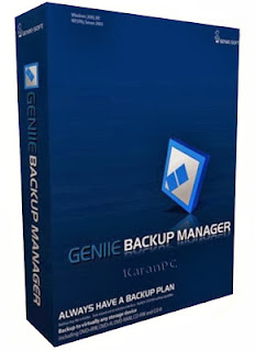Genie Backup Manager Home Portable