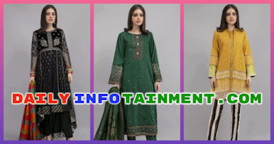 Maria B Casual Wear Winter Collection with Prices