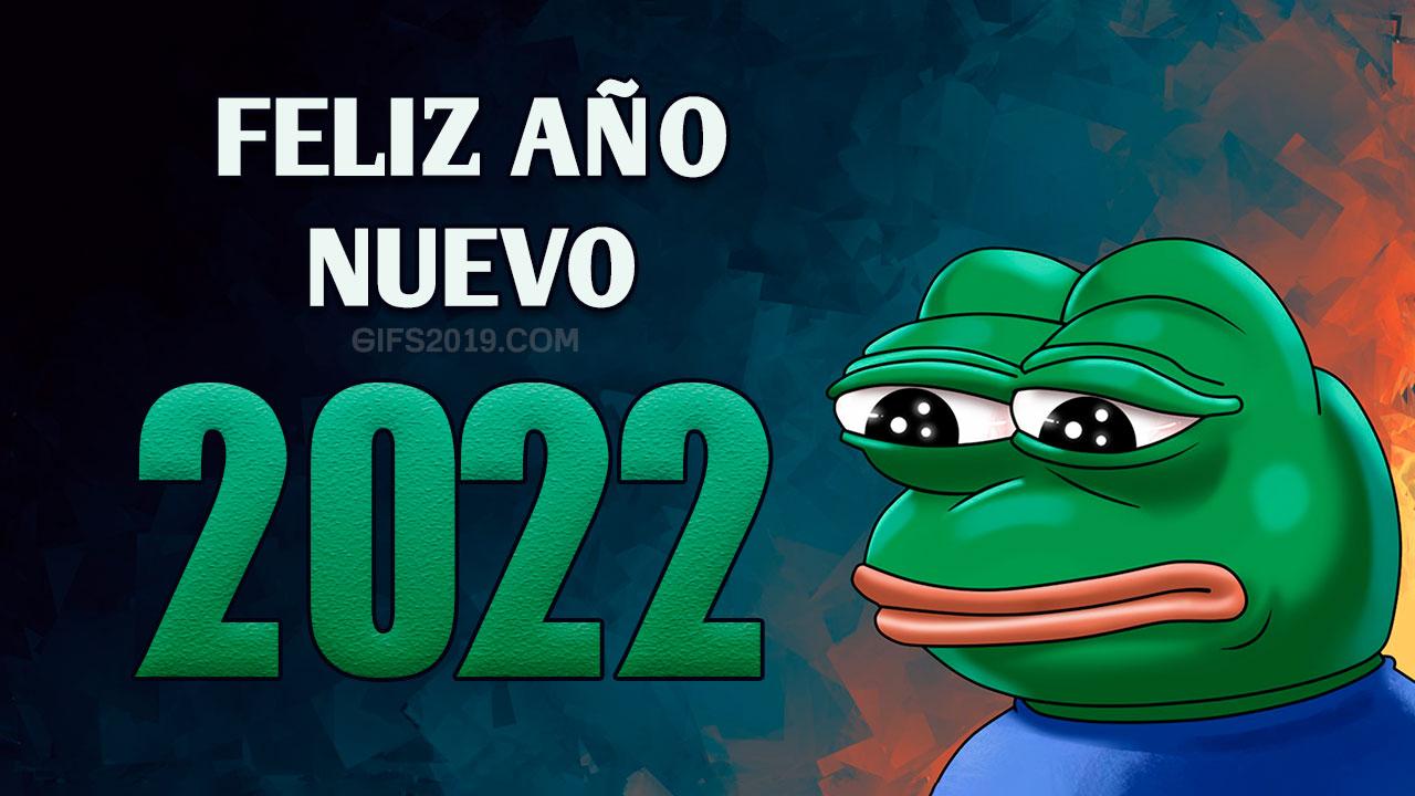 memes 2022 feliz año nuevo