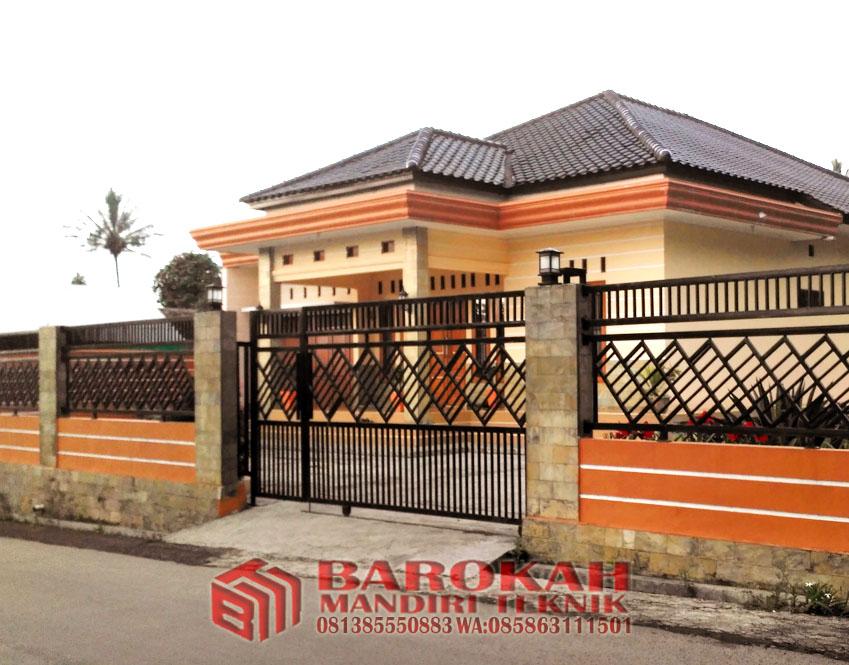 Tukang Pagar Rumah Di Cianjur I 081297736417 Barokah Mandiri Teknik I Info 081297736417
