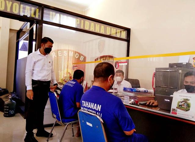 Komplotan Penipu Lintas Propinsi Dibekuk Team Sapu Jagad