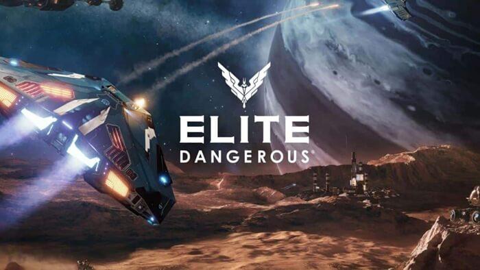 Elite Dangerous grátis na Epic Games! Baixe agora!