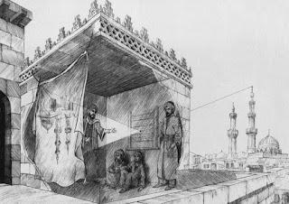 মুসলিম বিজ্ঞানী প্রথম ক্যামেরা আবিষ্কার করেছিলেন !