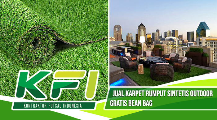 Karpet Rumput Sintetis Outdoor