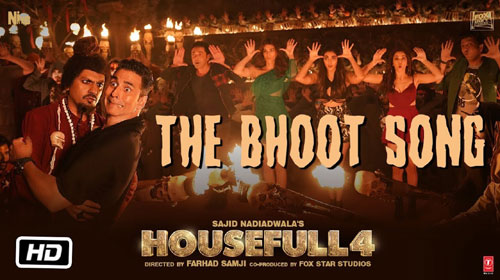 Bhoot Song lyrics - Housefull 4 | भूत Song Lyrics in Hindi