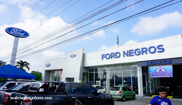 Ford Philippines - pickup trucks Ford Media Drive Bacolod - Ford Ranger pickup review - Ford Ranger Wildtrak - Ford Ranger XLT - Ranger Raptor - road trip - Bacolod blogger - Don Salvador Benedicto - Ford Negros Showroom - Talisay City - Negros Occidental