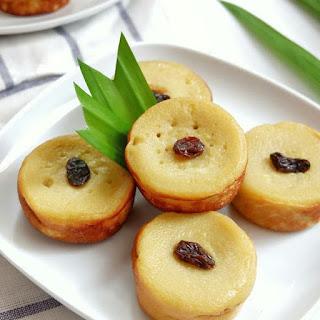 kue lumpur kentang
