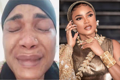 #EndSARS: Actress, Iyabo Ojo Cries Out Over Threat Message She Got For Speaking Against APC & PDP