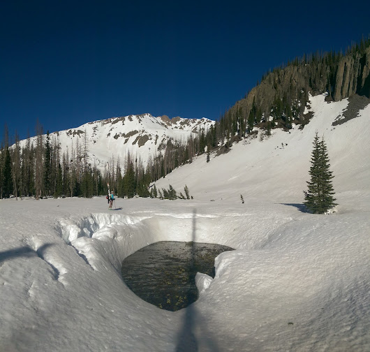 Spring Lines II: Wolf Creek Pass Exploratory