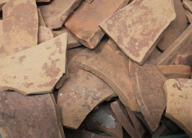 New methodology differentiates the Iberian-Roman ceramic fragments from the Punics