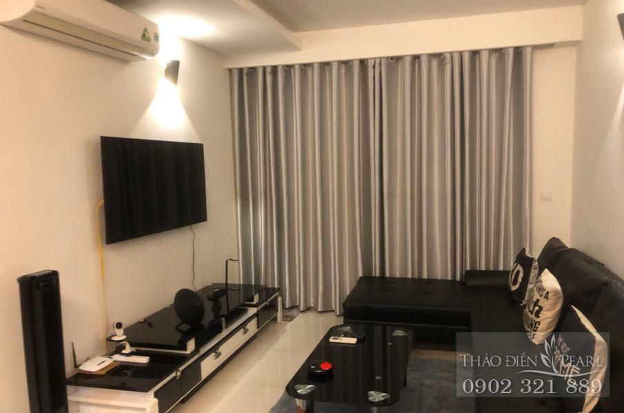 Cho thuê Thảo Điền Pearl 2PN tầng 8 full nội thất