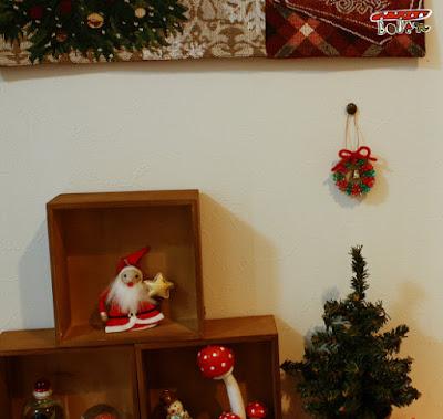 クリスマス手作り雑貨