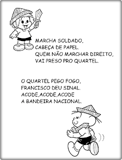 MARCHA+SOLDADO  - Texto para leitura