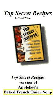 Top Secret Recipes in Pdf
