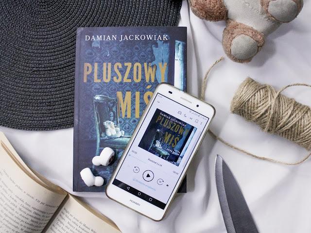 """""""Pluszowy miś"""" Damian Jackowiak"""