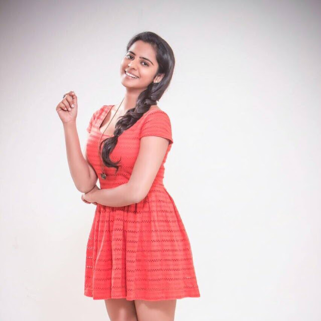 Actress Manasa Himavarsha Photoshoot Images