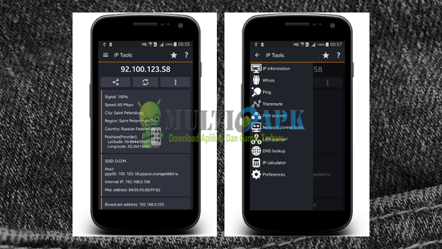 Aplikasi IP Tools Premium Terbaru Versi 6.27 Apk For Android