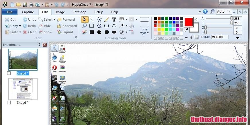Download HyperSnap 8.16.15 Full Crack, phần mềm chụp màn hình, HyperSnap, HyperSnap free download, HyperSnap full key