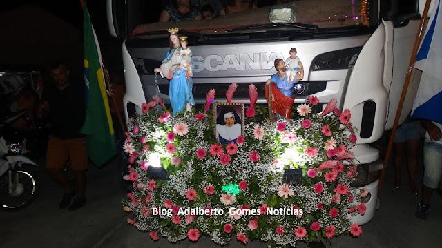 Festa da Padroeira Nossa Senhora do Rosário em Delmiro Gouveia  encerra-se neste domingo, 27