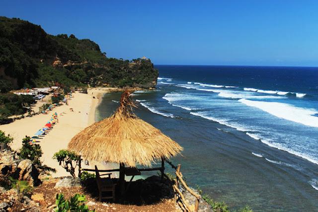 Gazebo Pantai Pok Tunggal
