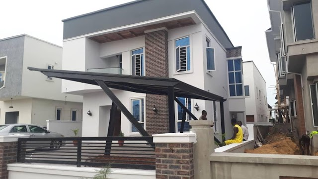 Super Luxury 5 Bedroom Duplex - Ikate Lekki