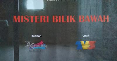 Cerekarama Misteri Bilik Bawah TV3