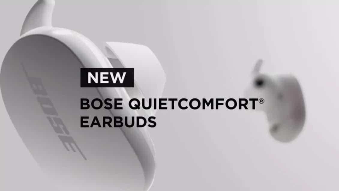 Bose is ready for the AirPods Pro challenge