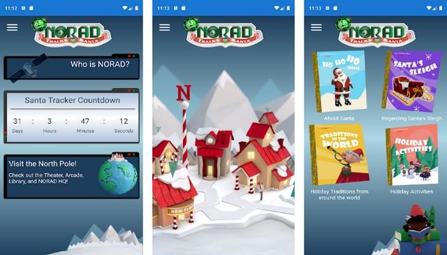 أفضل تطبيقات عيد الميلاد للأندرويد