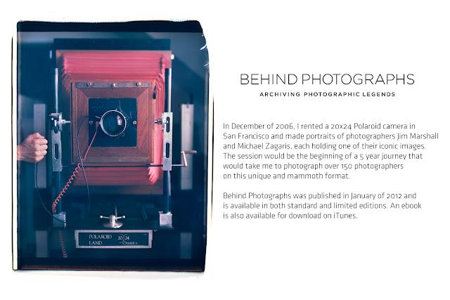 【影像故事】拍下那些經典的攝影師,究竟是誰? - Behind Photographs 相機背後計畫