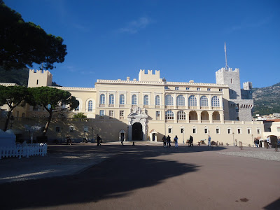 Travel Monaco Royal Palace Prince Albert