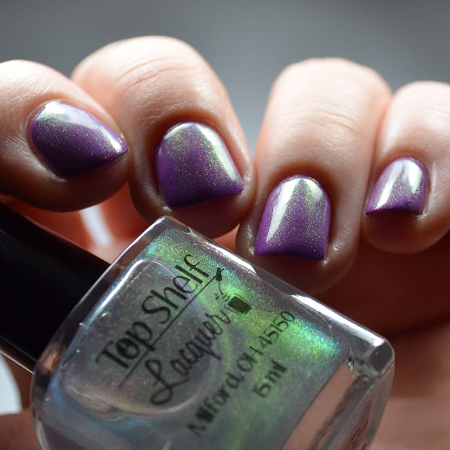 color shifting top coat
